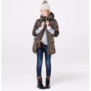 NEW Massimo Dutti Boys & Girls Outerwear
