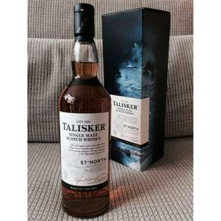 Talisker Cask Strength 57% North Single Malt Whisky