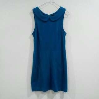 Blue Day Dress