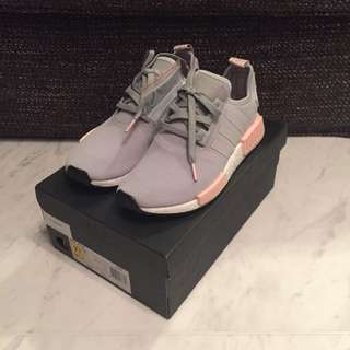 NMD R1 W Offspring Exclusive Onix Grey