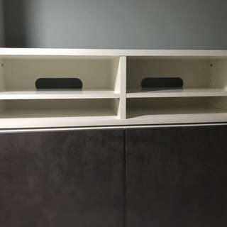 HIPVAN Low Height TV Console