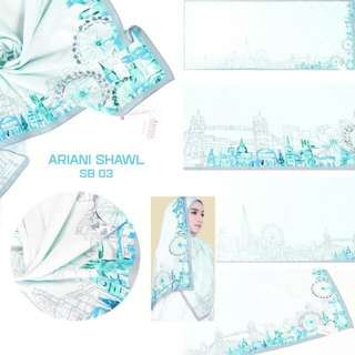 Ariani London swarovski***inspired from vietnam**pre order