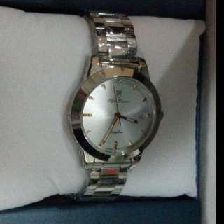 全新愛其華5687MS微甜馬卡龍時尚石英錶(奧柏錶)  #我有手錶要賣