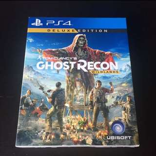 Ghost Recons Wildlands