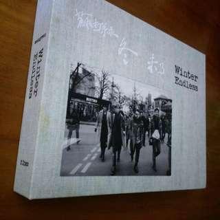 蘇打綠 冬 未了 預購版、附蘇打誌vol.9