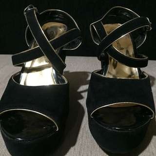 Wedges Shoes Size 36