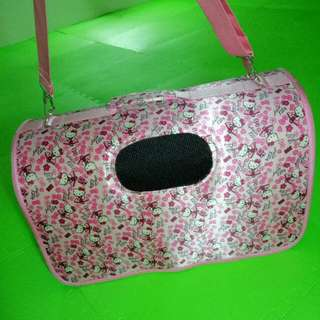 LARGE Hello Kitty Pet Carrier Pet Travel Bag(STOCK CLEARANCE)