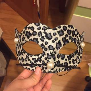 豹面具leopard Mask
