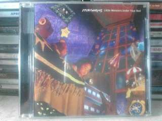 Itchyworms 1st Album Cd