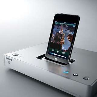 Onkyo ND-S1 & iPod Classic 160GB