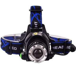 5000Lm Cree XM-L T6 LED Headlight