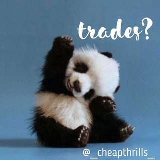 Looking For LF Trades Like If You Do Trades :)