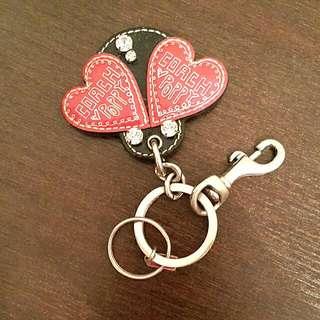 Coach 鎖匙扣 Key Chain