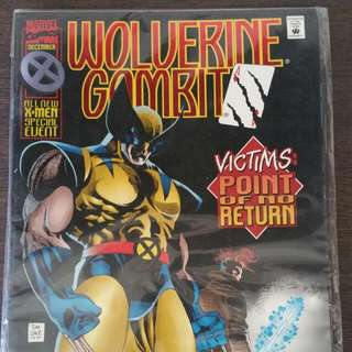 Limited Edition Wolverine Comic