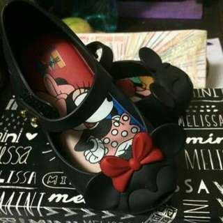 PRELOVED MINI MELISSA (MICKEY MOUSE)