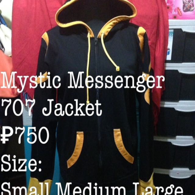 707 Jacket
