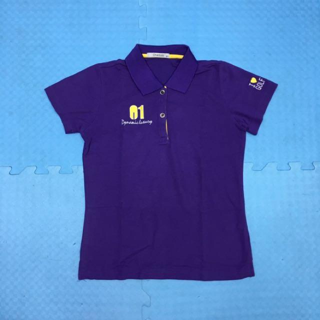 Chamois 紫色運動上衣