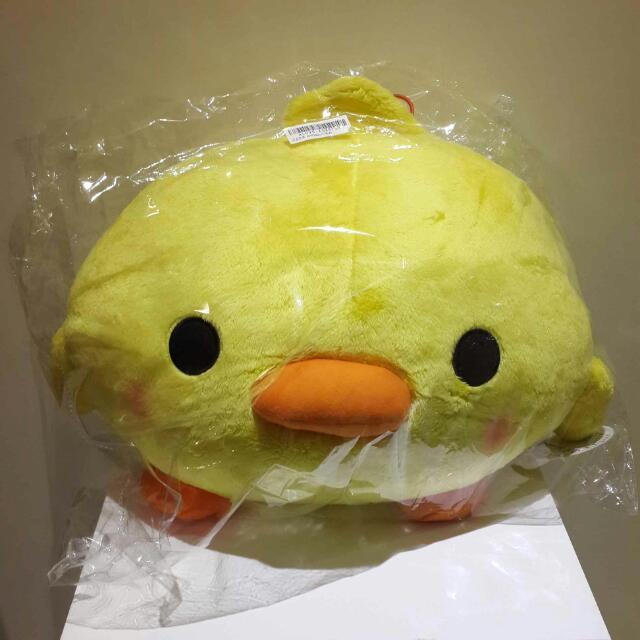【日本直送】療癒小雞 抱枕 靠枕 娃娃