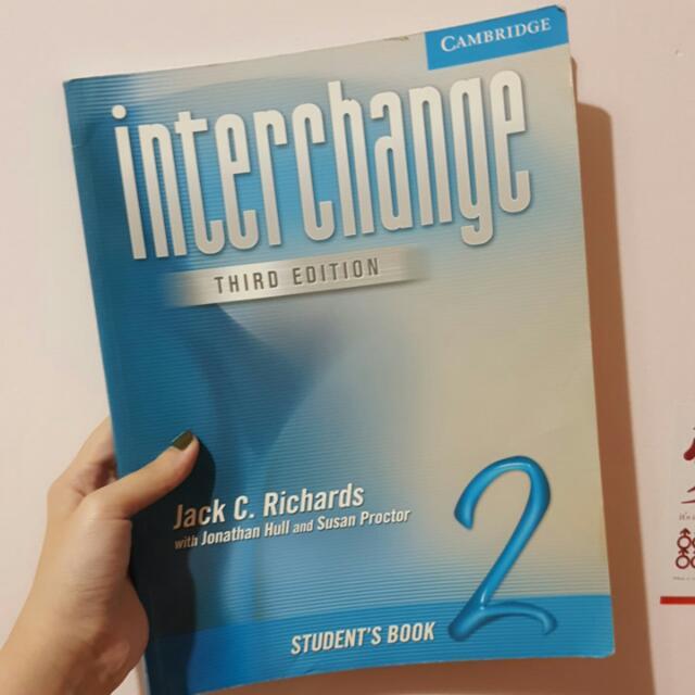 大學英文用書 Interchange