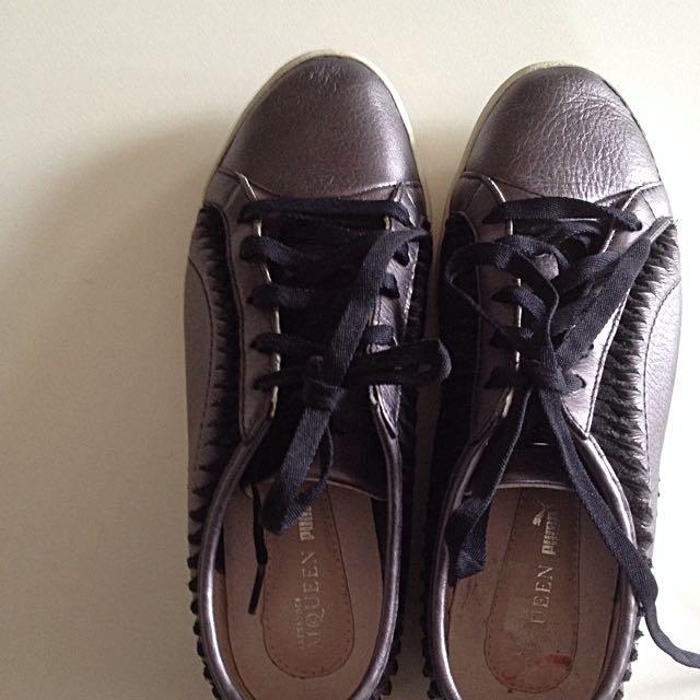 Alexander Mc Queen Shoe For Puma