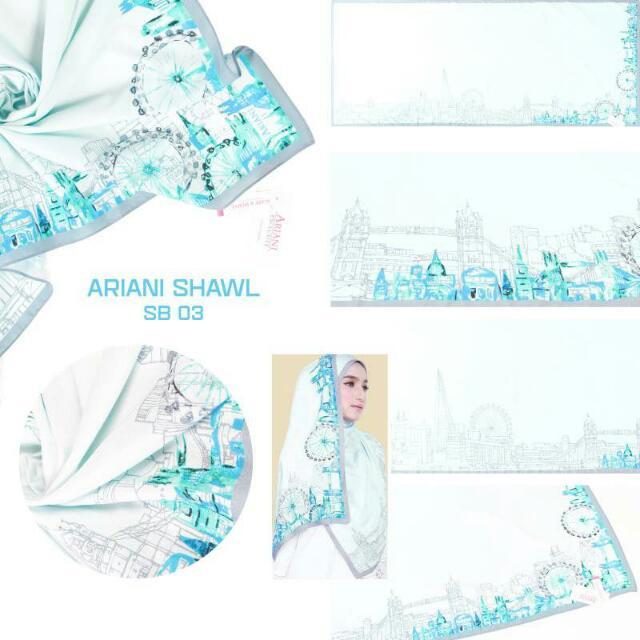 Ariani London swarovski***inspired from vietnam**pre order