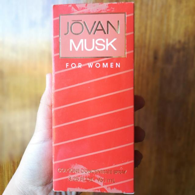 Authentic JOVAN MUSK