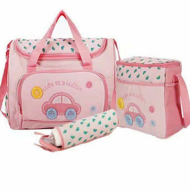 Baby Travel Bag Set