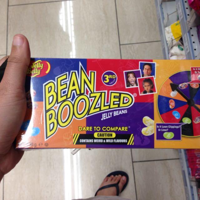 Bean Boozled (Spinner)