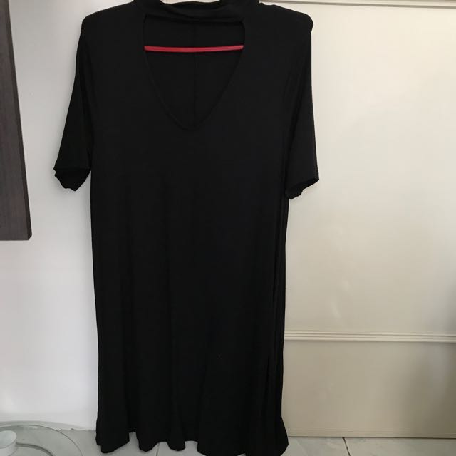 Bershka Dress Open