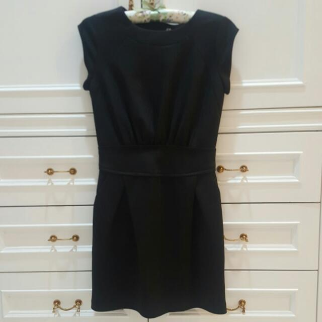 Black Dress Nyla Size S