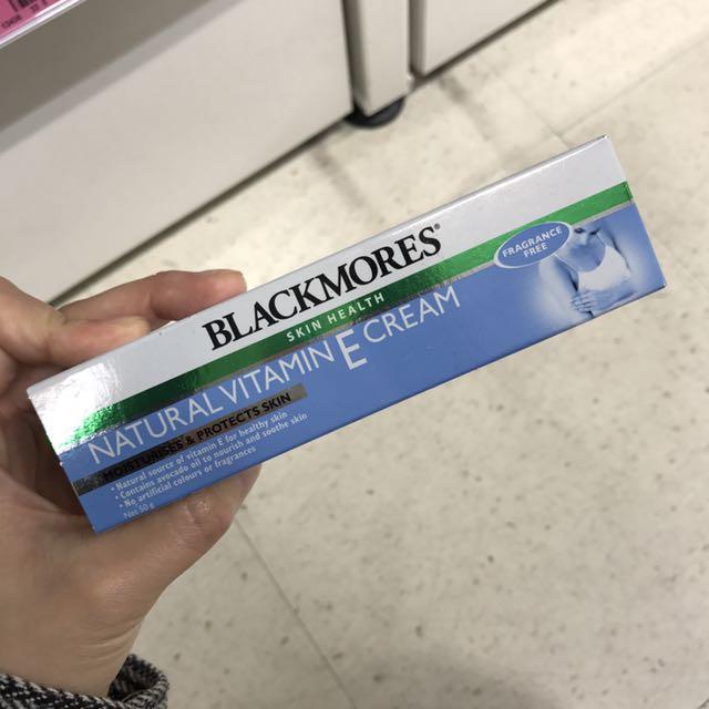 Blackmores VE霜