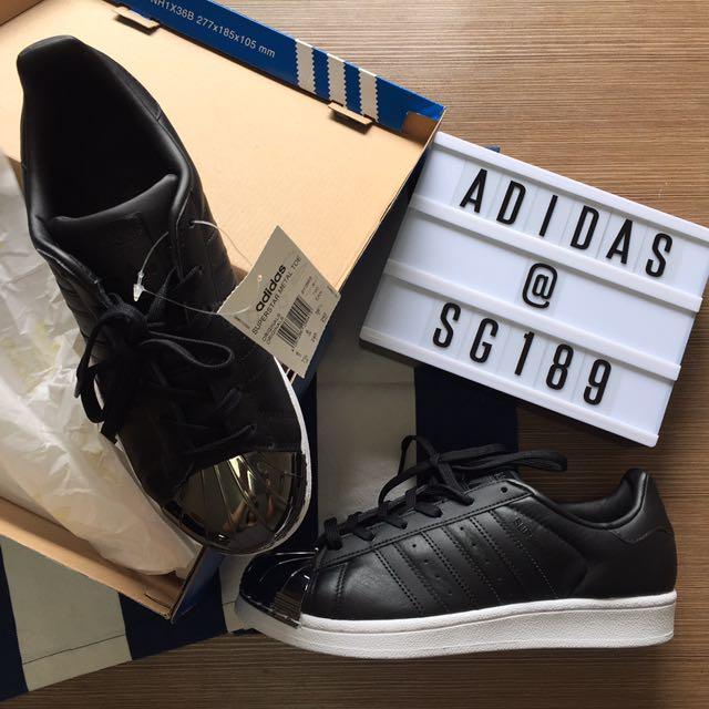 adidas superstar metal toe price