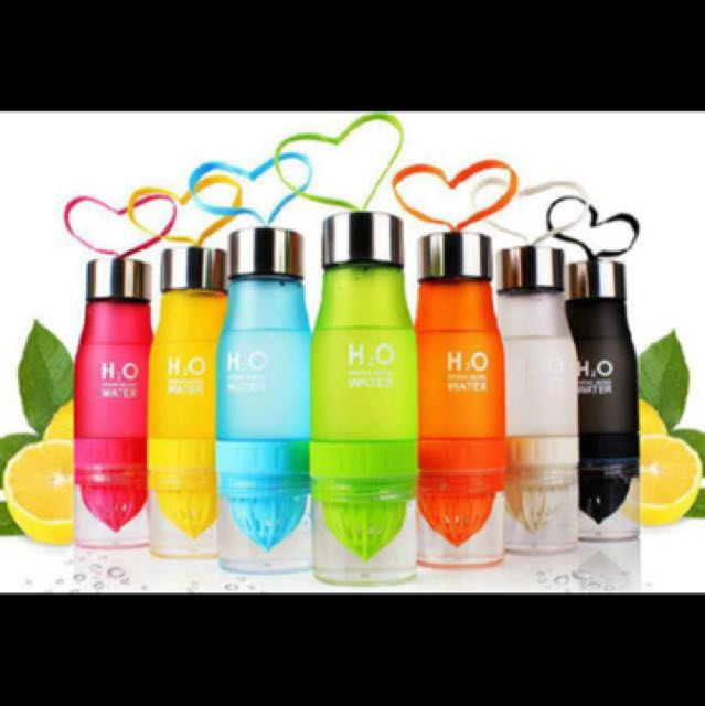 Botol Infuse Water