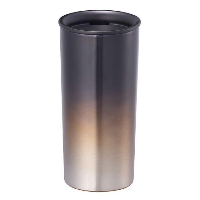全新[星巴克]Boyed漸層棕不鏽鋼杯 全新品12oz