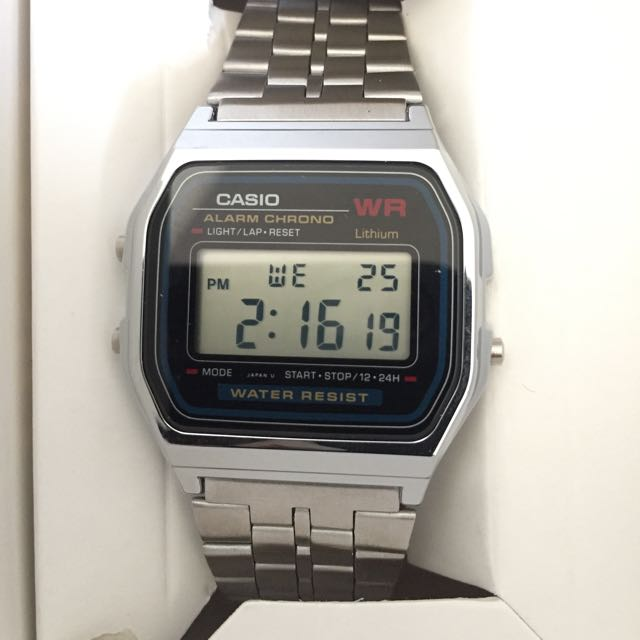 CASIO Digital Watch (authentic)