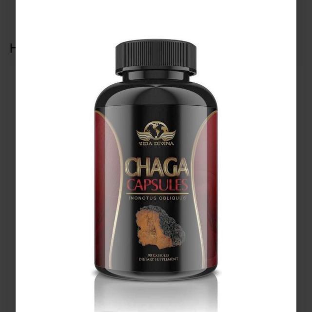 Chaga Capsule