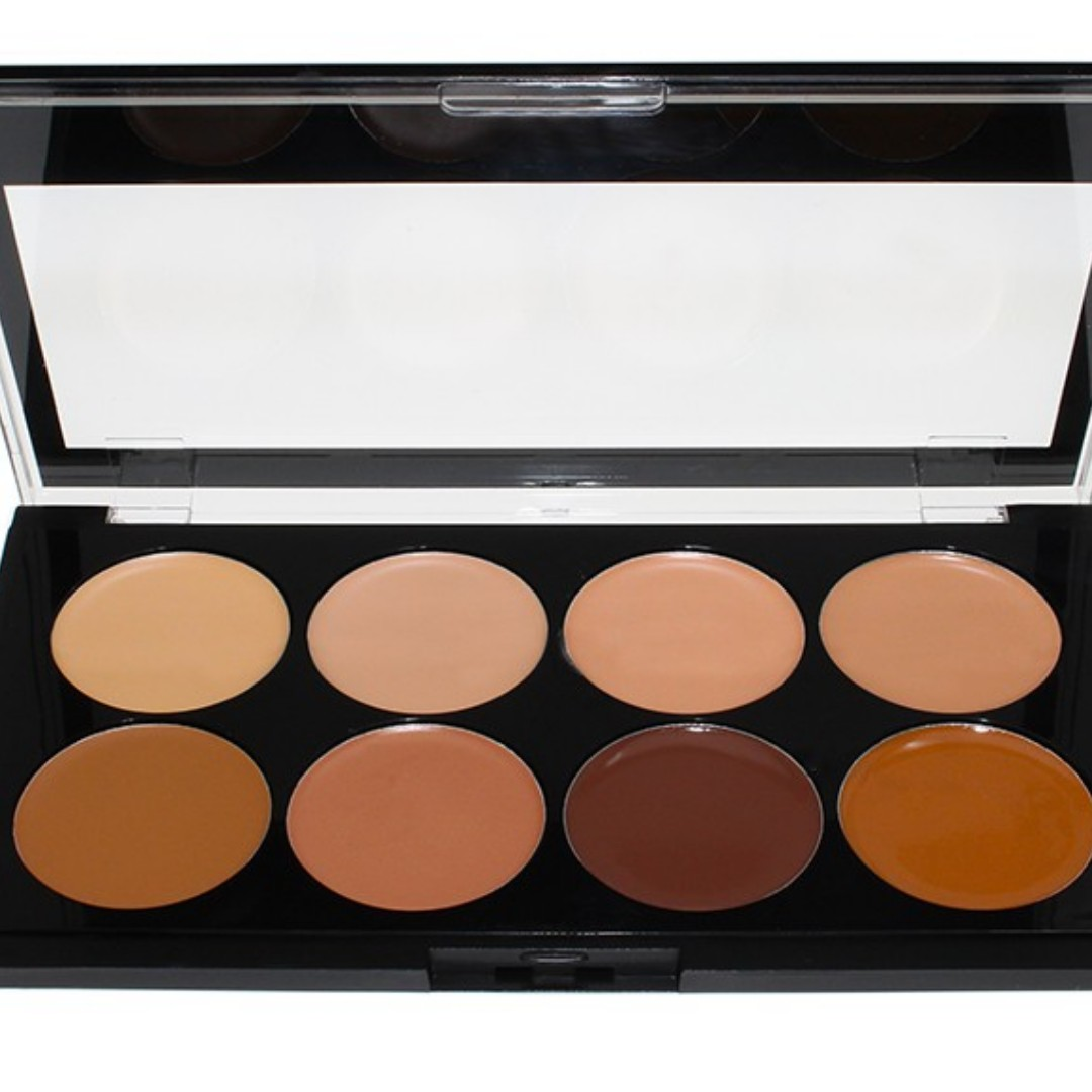CITY COLOR PHOTO CHIC CONCEALER & CONTOUR PALETTE