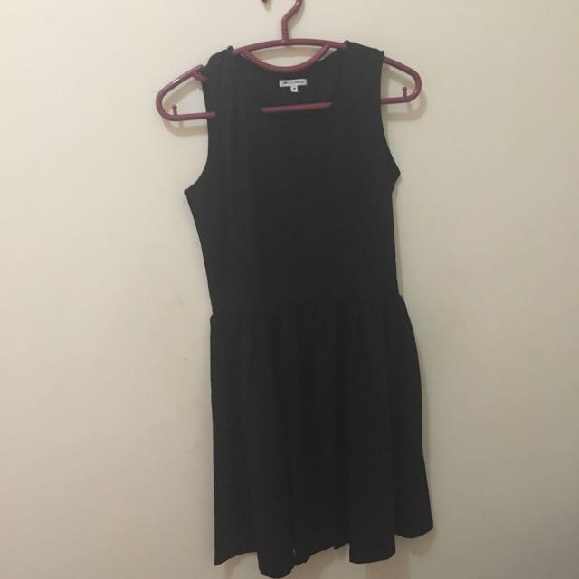 Colorbox Black Dress