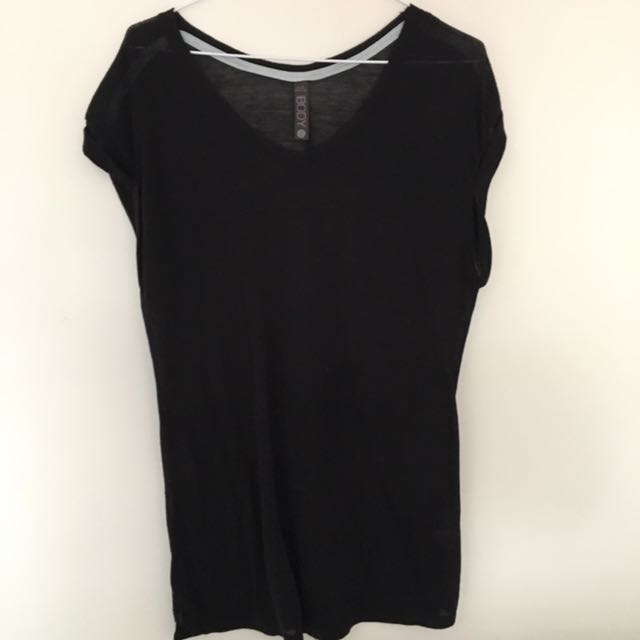 Cotton On Body Black Top