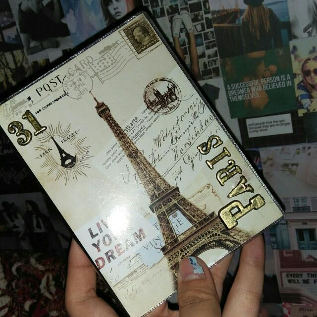 Cute Paris Notes