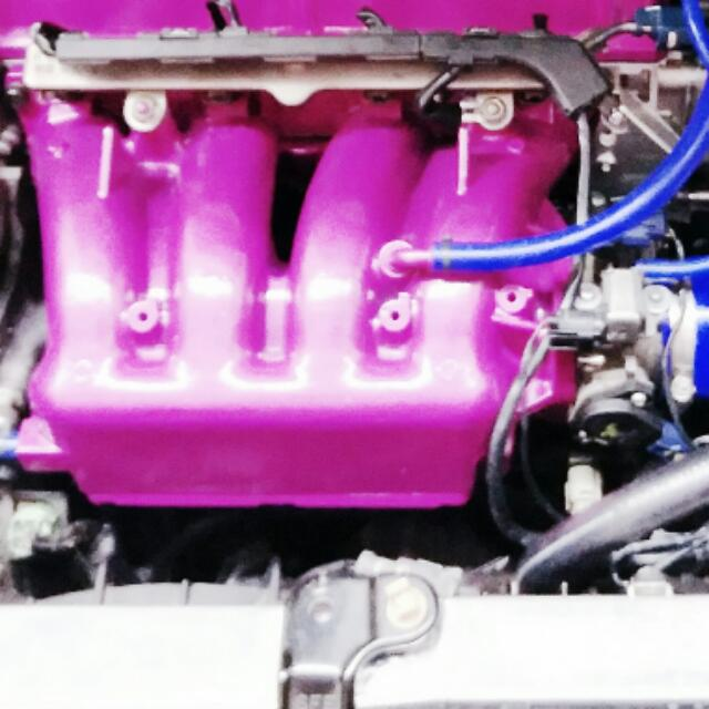 Dc5r Intake Manifold with ktuned adaptor
