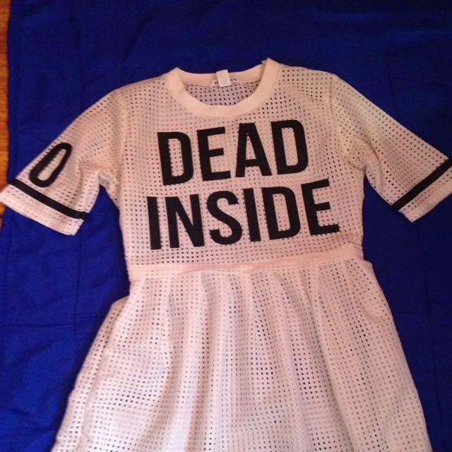 Dead Inside Dress