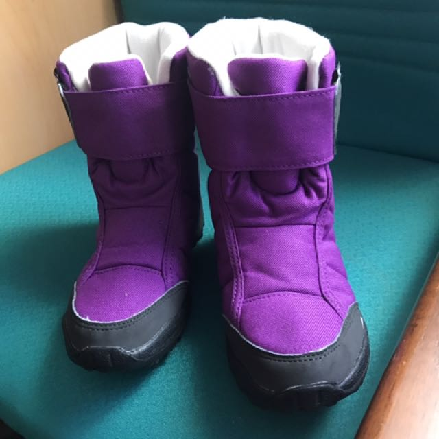 incroyable sélection haute couture magasin britannique Decathlon Winter/ Ski Boots, Babies & Kids on Carousell