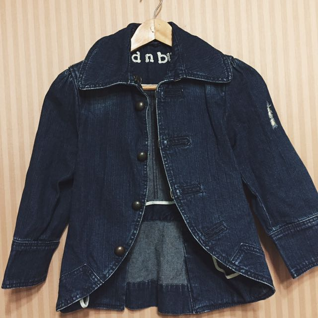 Denim Jacket (Bread N Butter)