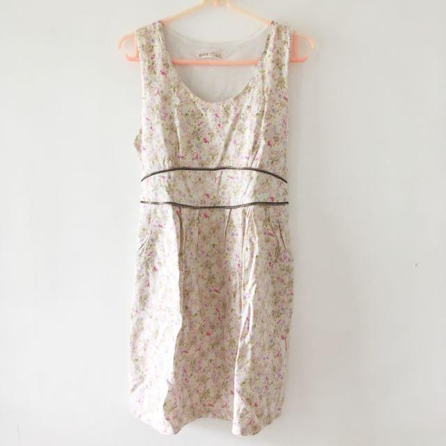 Dress Bangkok Bunga