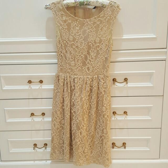 ZARA Lace Dress ORI