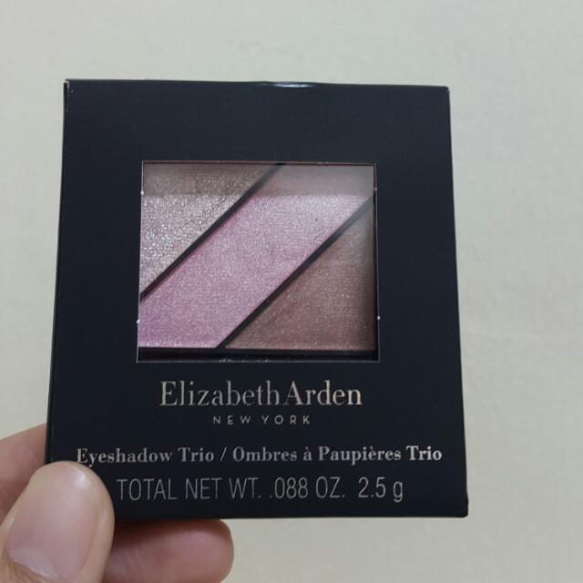 Elizabeth Arden玩色百變三色眼影 #04 伊莉莎白雅頓