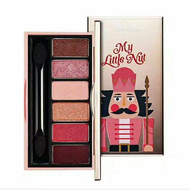 Etude House My Little Nut Eyeshadow Palette
