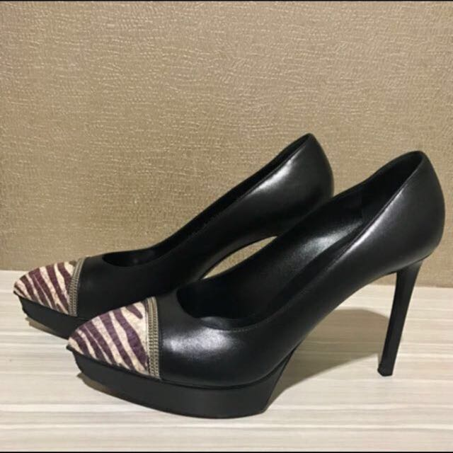 Fast Sale!! YSL Janis Heels Authentic