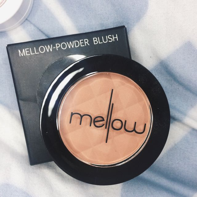 FREE SHIPPING Mellow Cosmetics Blush